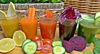 detoxikačn smoothies